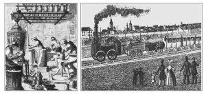 Brachte die industrielle revolution für die handwerker mit sich